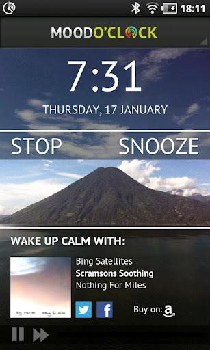 Mood O'Clock Alarm