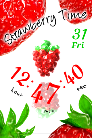 Strawberry Time LWP Trial