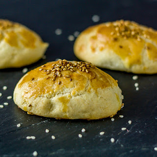 Poğaças - Turkish Cheese Filled Pastries