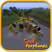 Cool Minecraft Airplanes