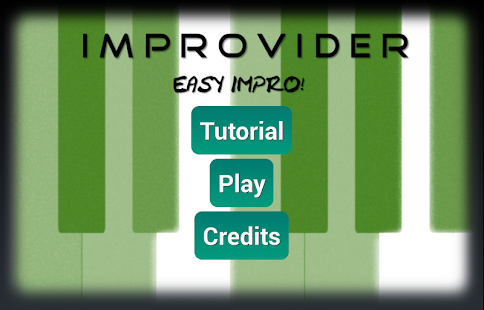 Improvider- screenshot thumbnail