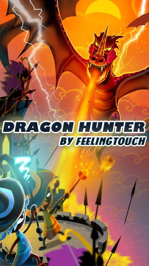 Dragon Hunter- screenshot