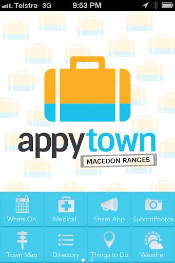 Macedon Ranges AppyTown