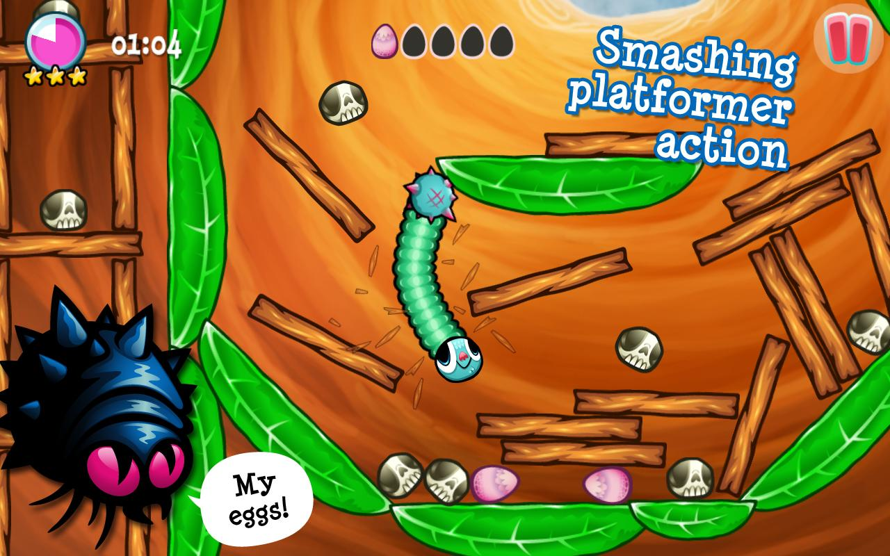 Swingworm screenshot #8
