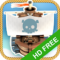 Pirates Logic HD Free icon