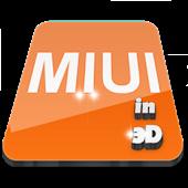 MIUI 3D -Nova Apex Holo ADW GO