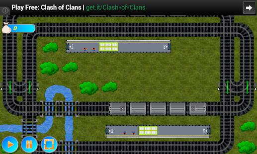 Train Tracks Lite - náhled