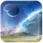 Space World Live Wallpaper icon