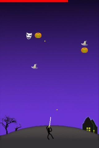 Halloween Gun- screenshot