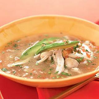 Chicken Salsa Soup