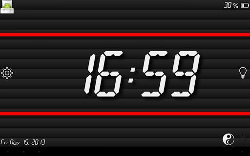 【免費生活App】TimeLight - LED Flash & Clock-APP點子