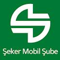 ŞEKER MOBİL ŞUBE logo