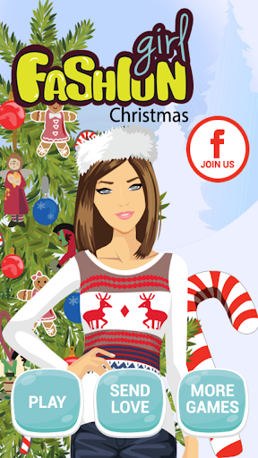 Fashion Girl Christmas