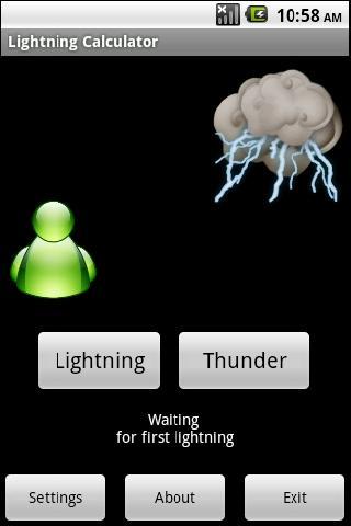 Lightning Calculator- screenshot