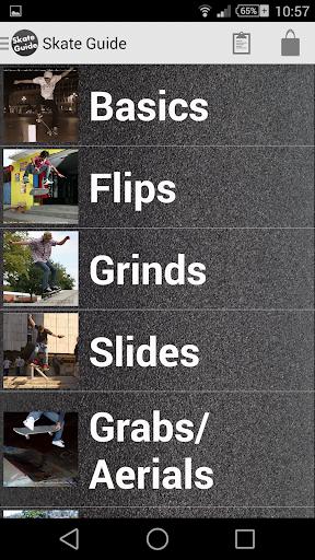 Skate Guide
