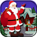 Escape Game-Santa icon