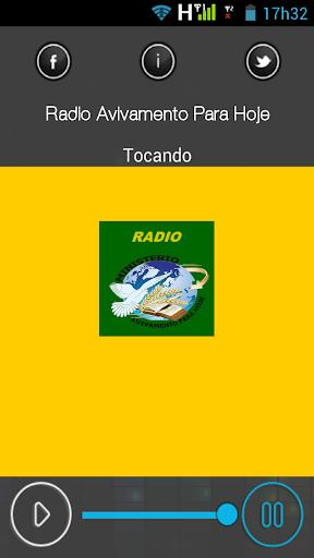 Radio Avivamento Para Hoje