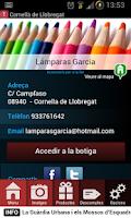 Screenshot of Cornellà de Llobregat