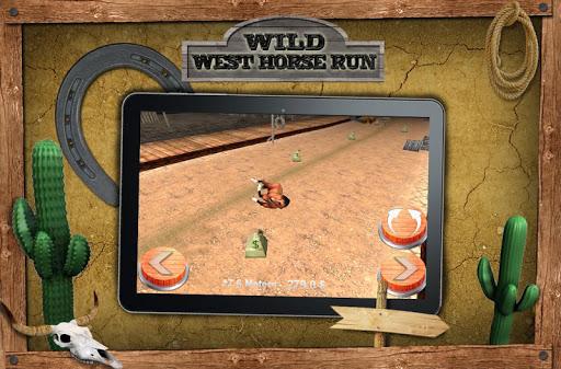 賽車遊戲必備免費app推薦|野生の西の馬ライフランナー3D線上免付費app下載|3C達人阿輝的APP