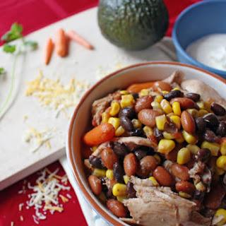 Southwest Chicken Soup Recipe (Gluten Free, Dairy Free)
