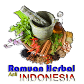 Ramuan Herbal Asli Indonesia