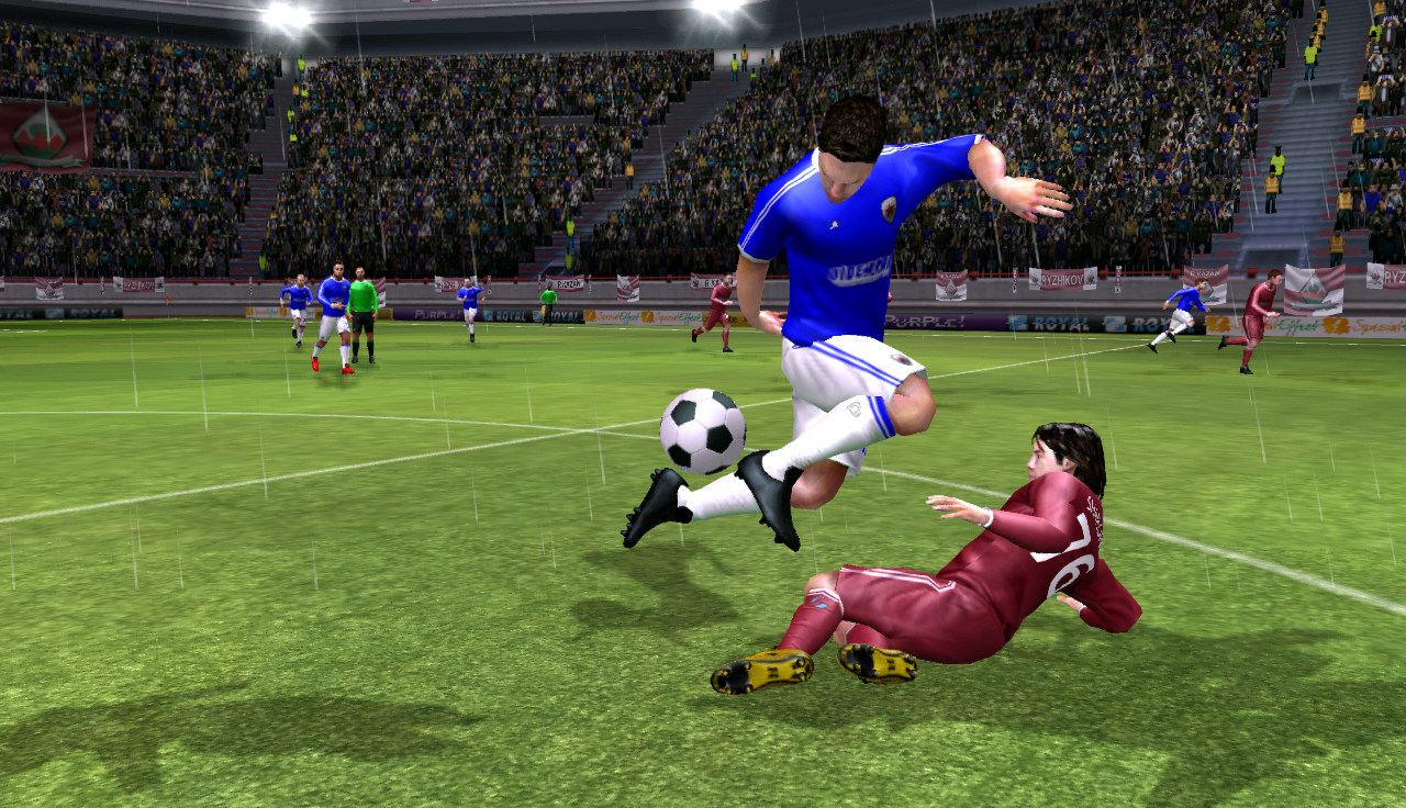 Dream League Soccer - screenshot