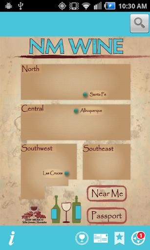 New Mexico Wine Trails