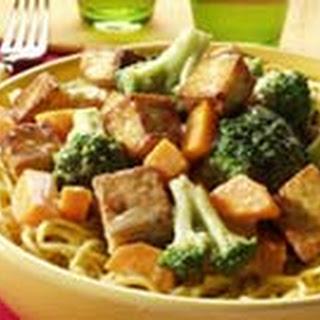 Tofucurry Met Broccoli En Kokos