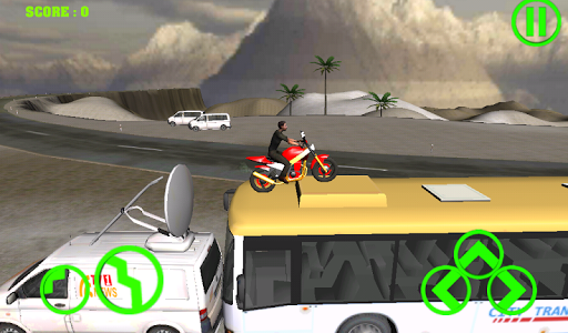 Moto Island 3D Motorcycle game