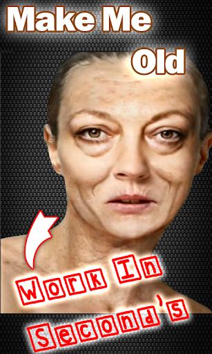 【免費娛樂App】Make me old | Face Aging-APP點子