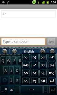 GO Keyboard Cowboy Theme - screenshot thumbnail
