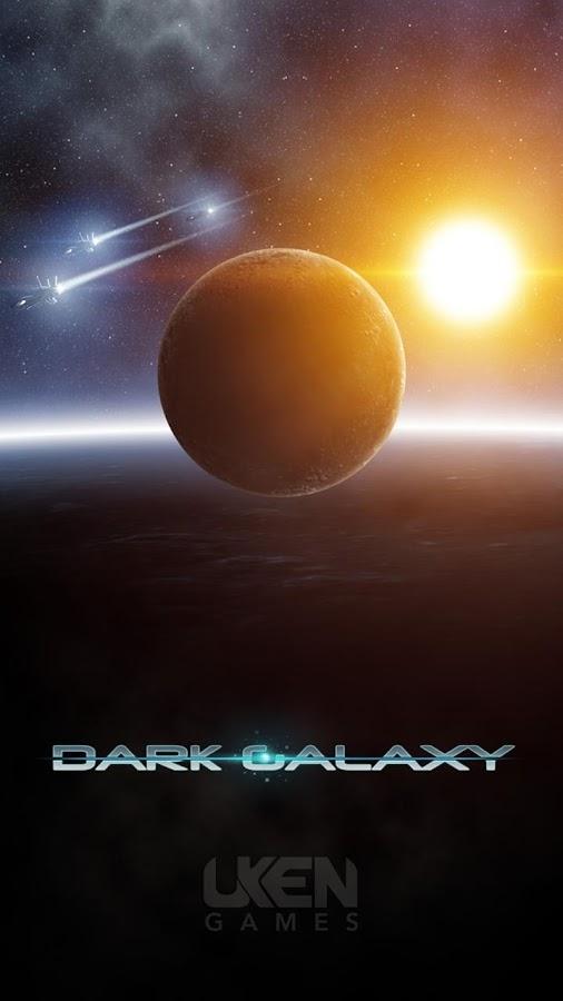 Dark Galaxy: Space Wars- screenshot