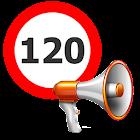 Speed Alarm icon