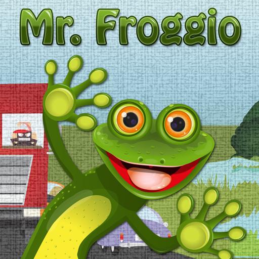 Mr. Froggio