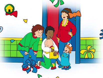 Caillou Check Up - Doctor- screenshot thumbnail