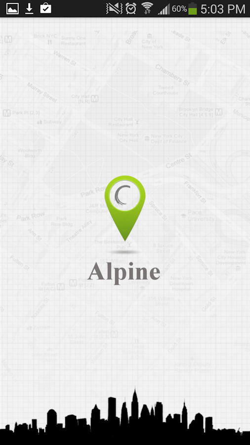 Alpine Limo- screenshot