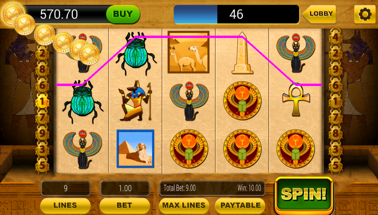 World Of Slots - screenshot