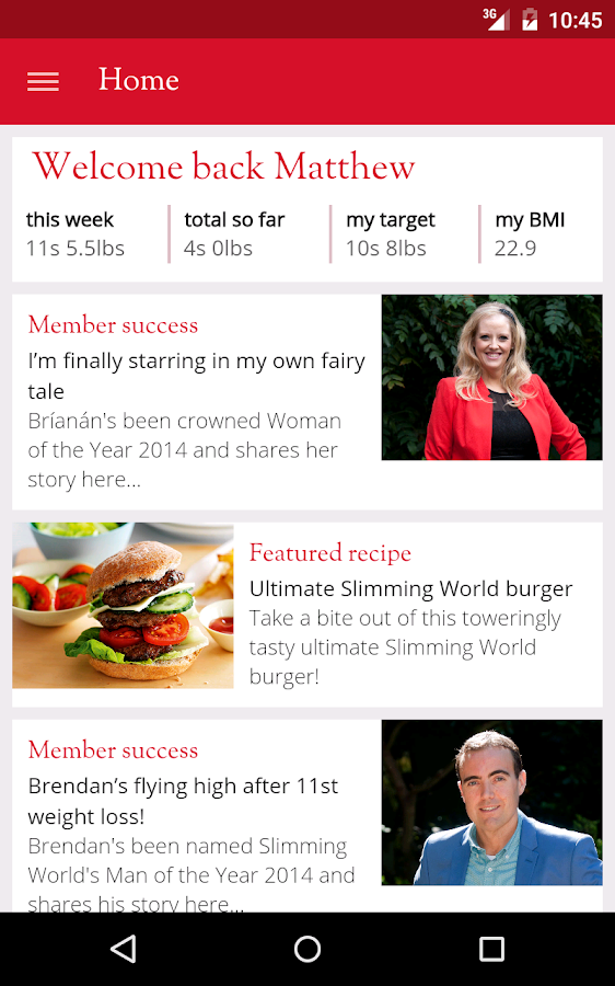 Slimming World - Android Apps on Google Play