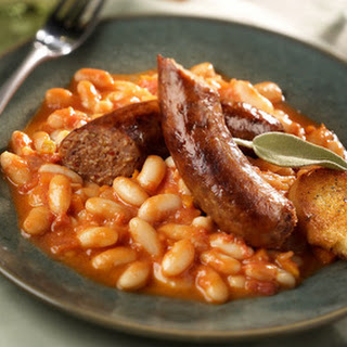 Cannellini Beans & Italian Sausage