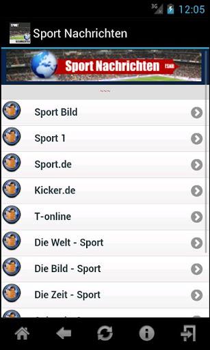 Sport Nachrichten