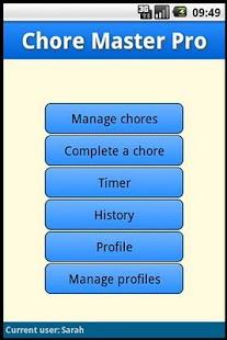 Chore Master Pro - screenshot thumbnail