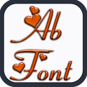 Hearts Pack for FlipFont® free icon