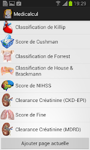 Medicalcul screenshot 3