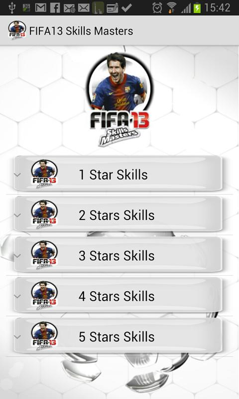 FIFA 13 Skills Masters - screenshot