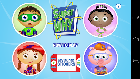 玩免費教育APP|下載Super Why! from PBS KIDS app不用錢|硬是要APP