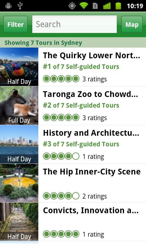 Sydney City Guide screenshot #5
