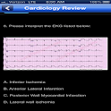 Cardiology Board Review App icon