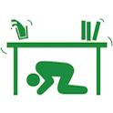 緊急地震速報 icon