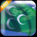 Ottoman Caliphate Flag Free icon