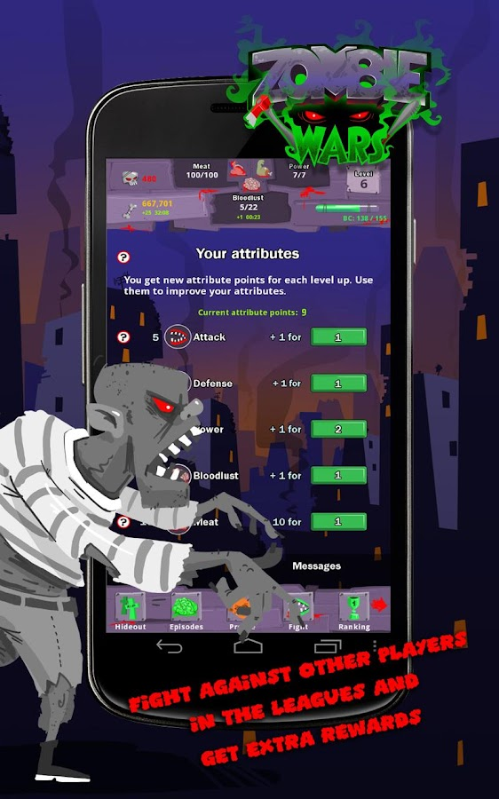 Zombie Wars- screenshot